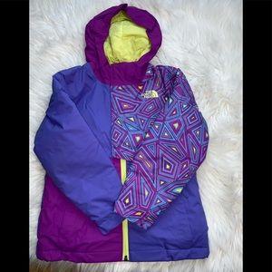 North Face Ski Coat